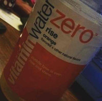 vitaminwater Zero Rise Orange uploaded by Amanda B.