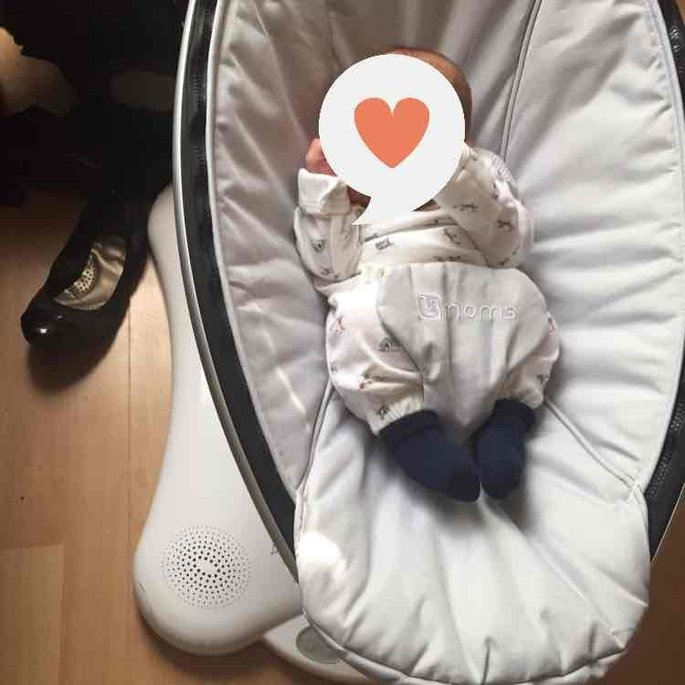 4Moms MamaRoo Plush uploaded by Danielle M.
