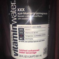 vitaminwater XXX Acai-Blueberry-Pomegranate uploaded by Suelinn B.