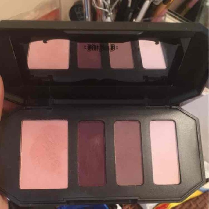 Kat Von D Shade + Light Eye Contour Quad Plum uploaded by Jaylin M.