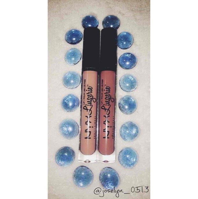 NYX Lip Lingerie Liquid Lipstick, Ruffle Trim uploaded by Joselyn👑 V.