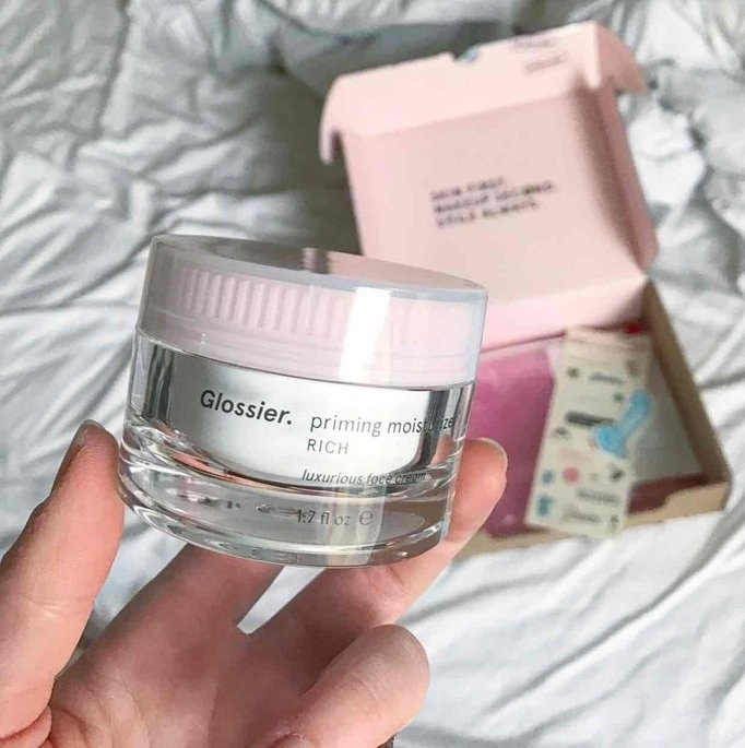 Glossier Priming Moisturizer Rich uploaded by Lauren Z.
