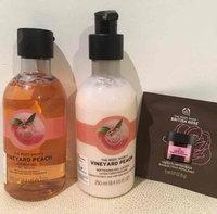 THE BODY SHOP® Vineyard Peach Body Lotion uploaded by Rishma N.