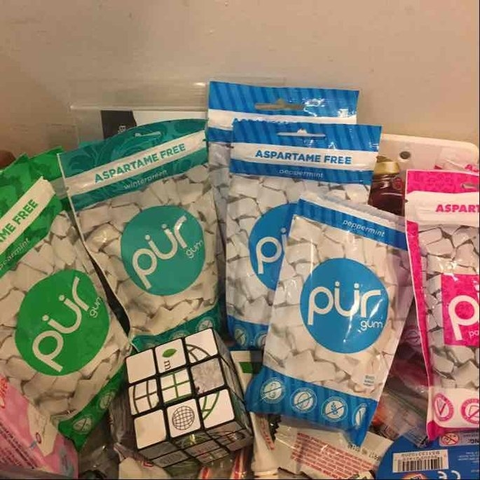 PUR Gum Peppermint Gum uploaded by Beltkiss S.