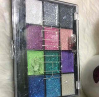 BEAUTY TREATS Sparkle Glitter Palette 1 uploaded by Joselyn R.
