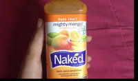 Naked Mighty Mango All Natural Fruit Juice Smoothie 15.2 oz uploaded by Ceci G.