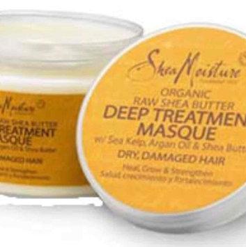 SheaMoisture Raw Shea Butter Deep Treatment Masque w/ Sea Kelp & Argan Oil uploaded by Rabiat A.
