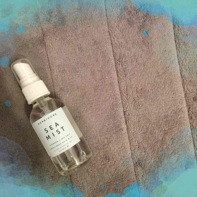 Herbivore Botanicals - All Natural Sea Mist Hair Spray (Lavender) uploaded by Liz P.