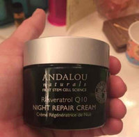Andalou Naturals Resveratrol Q10 Night Repair Cream uploaded by Jen
