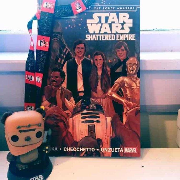 Funko Star Wars Ewok Wicket Pop! Vinyl Bobble Head uploaded by Kate J.