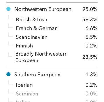 Photo of 23andMe uploaded by Becca B.