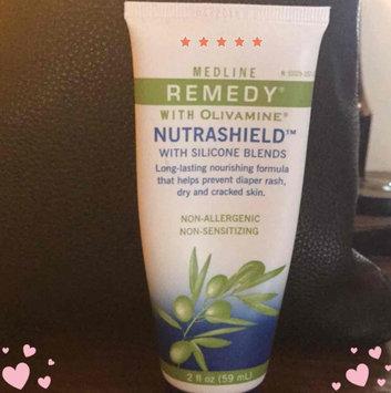 Photo of Medline Remedy Olivamine Nutrashield Skin Protectant, 2 oz uploaded by Lisa M.