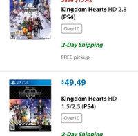 Square Enix Kingdom Hearts (Playstation 2) uploaded by Kimberly G.