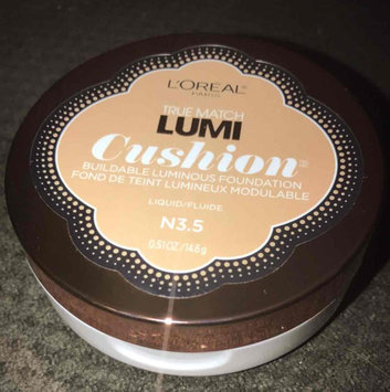 L'Oreal Paris True Match Lumi Cushion Foundation uploaded by Sara-Catherine F.