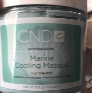 Photo of CND Marine Cooling Masque uploaded by Evangelina P.
