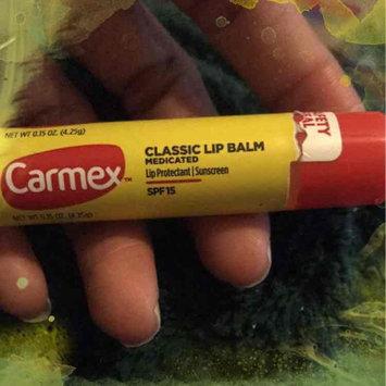 Photo of Carmex® Classic Lip Balm Cherry Stick uploaded by Shishandra D.