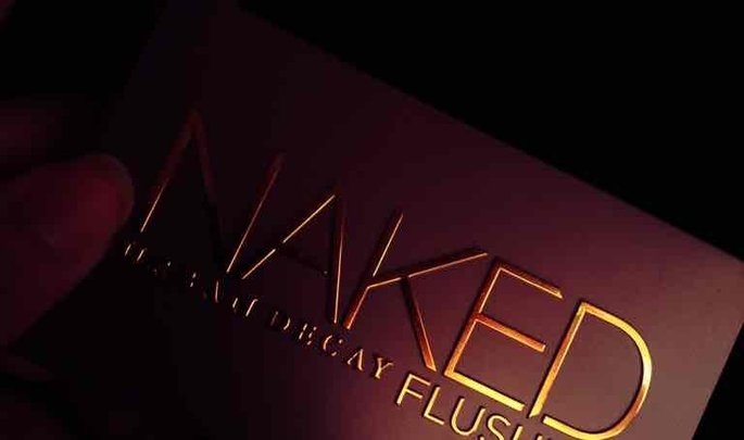 Urban Decay Naked Flushed uploaded by Brittany M.