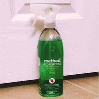 method Multi-Surface All Purpose Cleaner Spray Cucumber uploaded by Vanessa G.