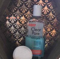 Neutrogena Clear Pore Oil-Controlling Astringent uploaded by Hannah A.