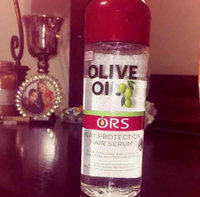 Organic Root Stimulator Olive Oil Heat Protection Serum, 6 fl oz uploaded by zane h.