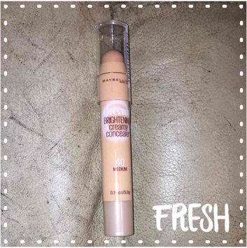 Maybelline Dream Brightening Creamy Concealer uploaded by Paola A.