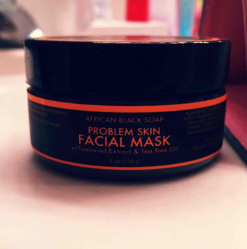 SheaMoisture African Black Soap Problem Skin Facial Mask uploaded by Yazmine R.