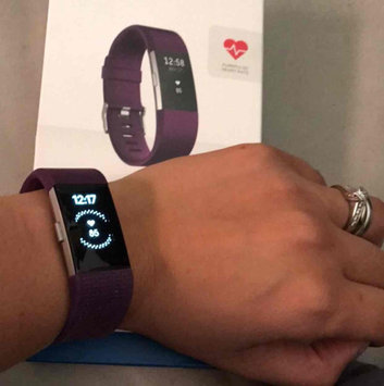 Photo of Fitbit Charge 2 - Plum, Small by Fitbit uploaded by Mayra A.