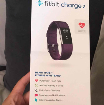 Fitbit Charge 2 - Plum, Small by Fitbit uploaded by Mayra A.