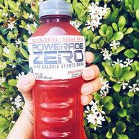 Powerade Zero Fruit Punch Zero Calorie Sports Drink - 8 PK uploaded by Cris R.