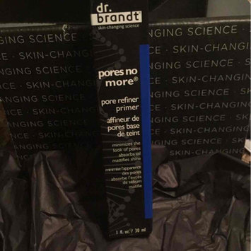 Dr. Brandt pores no more® pore refiner primer uploaded by Genesis V.