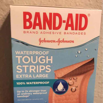 Photo of Band-Aid Adhesive Bandages Sheer Strips Extra Large - 10 CT uploaded by Bailey D.