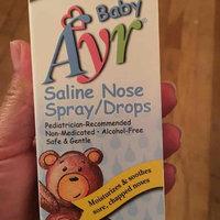Ayr Baby's Saline Nose Spray uploaded by Gina P.