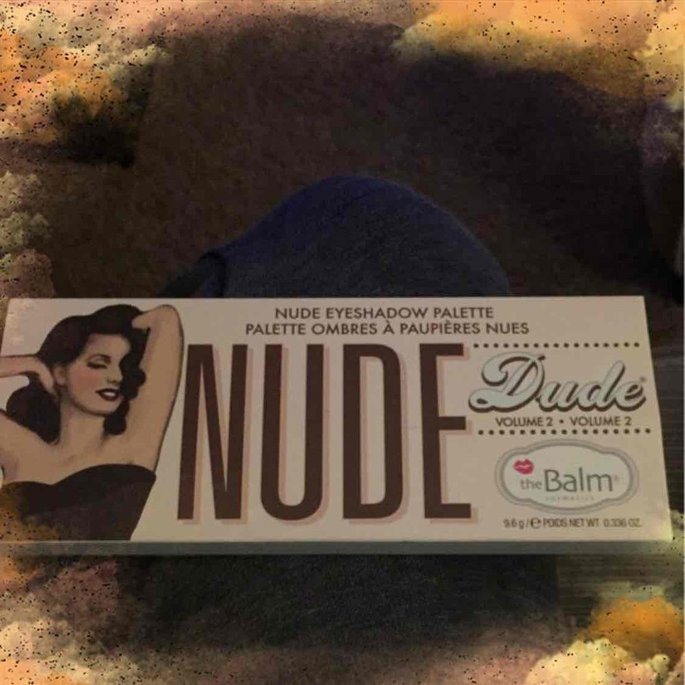 Thebalm the Balm Nude Dude Palette uploaded by Rhonda B.
