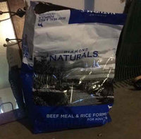 Diamond Naturals Beef and Rice Dry Dog Food uploaded by erica q.