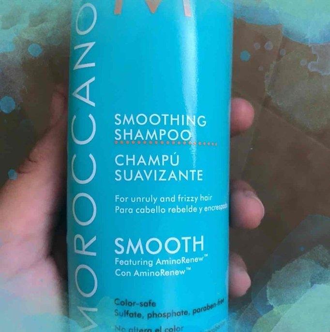 Moroccanoil Smoothing Shampoo uploaded by Jackelinne R.