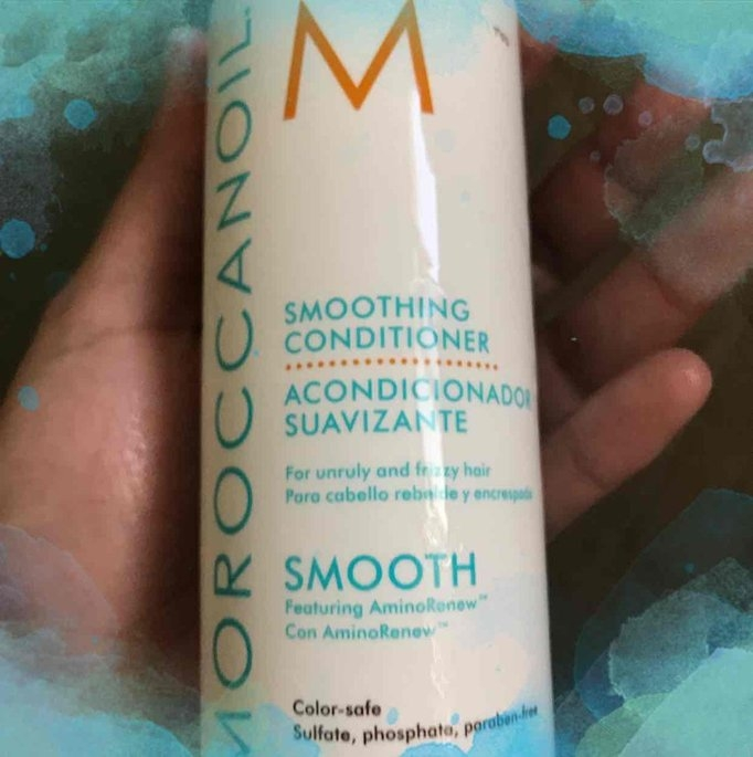 Moroccanoil Smoothing Conditioner uploaded by Jackelinne R.