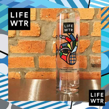 Photo of LIFEWTR® Purified Bottle Water uploaded by Samantha S.