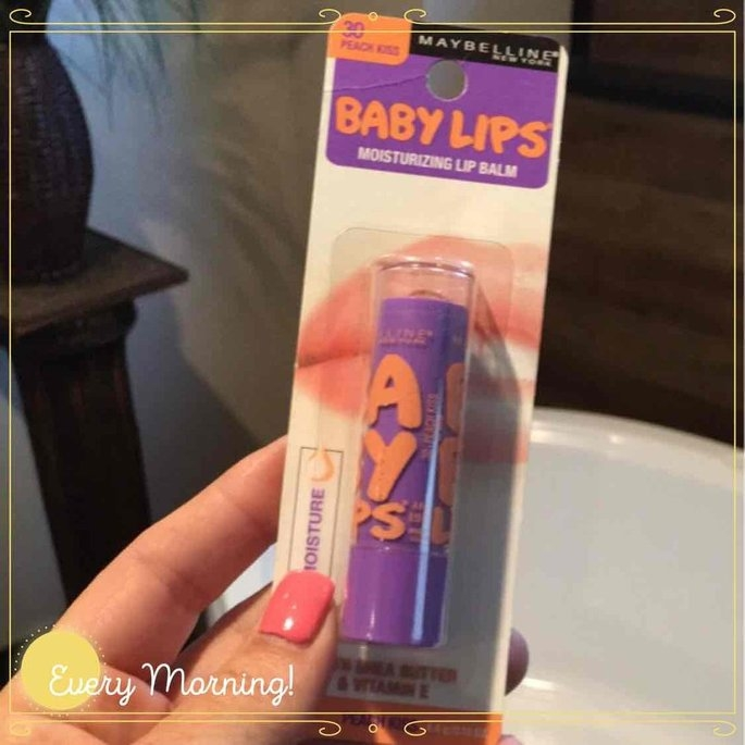 Maybelline Baby Lips Glow Balm uploaded by Lisa C.