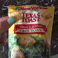 New York The Original Texas Toast Croutons Garlic & Butter Flavored uploaded by Cristina A.