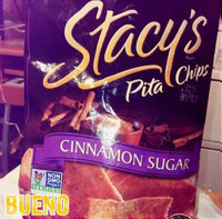 Stacy's® Cinnamon Sugar Pita Chips 7.33 oz. Bag uploaded by Katye M.