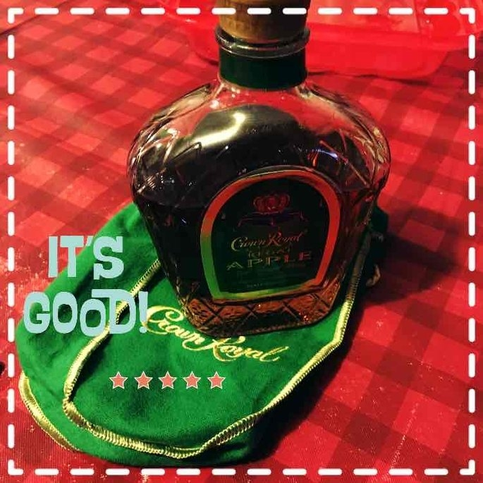 Crown Royal Apple uploaded by Shante A.