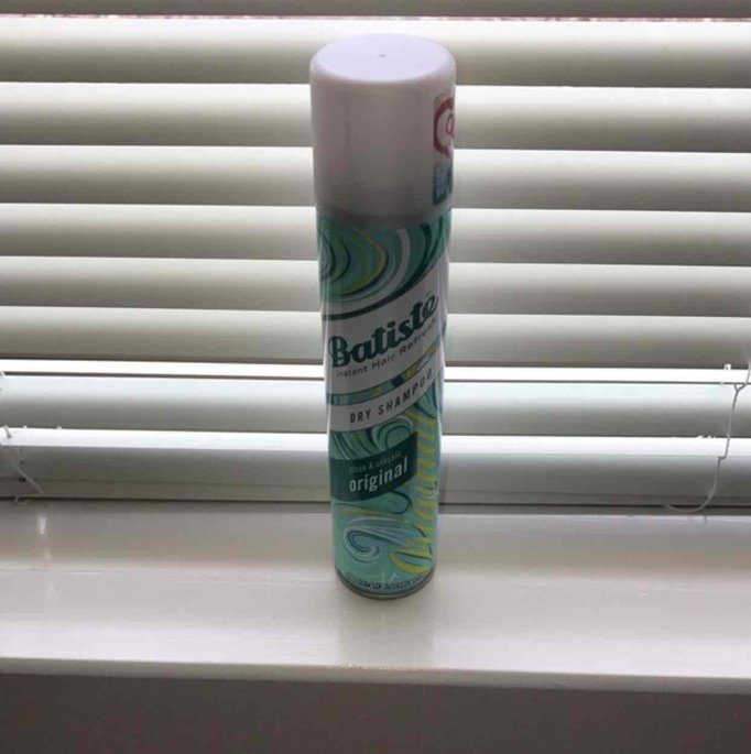 Batiste Dry Shampoo Strength & Shine uploaded by Passionate J.