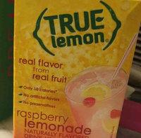True Lemon Raspberry Lemonade Drink Mix uploaded by Katye M.