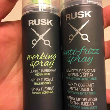 RUSK Anti-Frizz Spray - 8 oz. uploaded by Melissa W.
