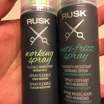 Photo of RUSK Anti-Frizz Spray - 8 oz. uploaded by Melissa W.