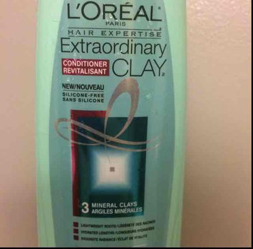 L'Oréal Extraordinary Clay Rebalancing Conditioner uploaded by Amber T.