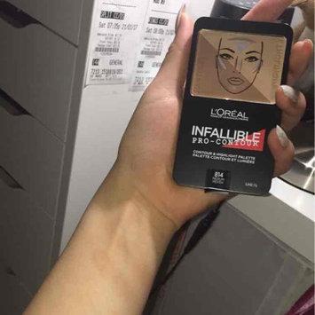 Photo of L'Oréal Paris Pro Contour Palette uploaded by Kaylein L.