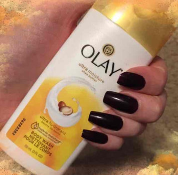 Photo of Olay Ultra Moisture Body Wash, Shea Butter, 34 fl oz uploaded by Stacy S.