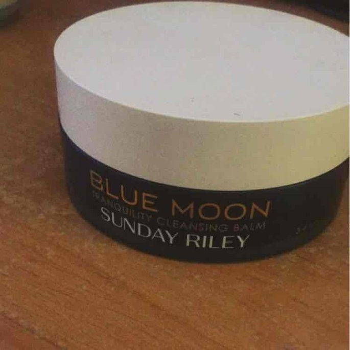 Sunday Riley Blue Moon Tranquility Cleansing Balm uploaded by Serenity K.
