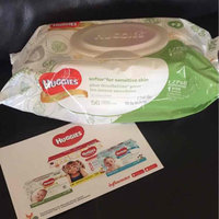 Huggies® Natural Baby Care Wipes uploaded by Brittany L.